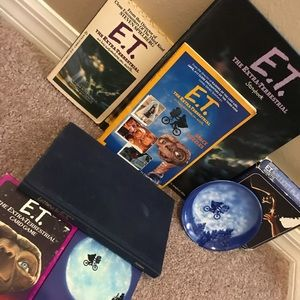 👽 ET  The extraterrestrial Antique collectibles